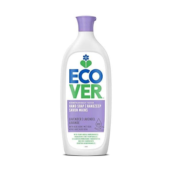 Ecover Hand Soap Lavender & Aloe Vera Refill, 1000ml