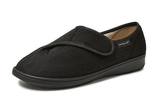 Nursing Care mara00370Marao pantoffel, 37, color negro
