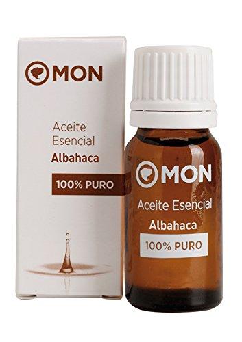 Mon Deconatur Aceite Esencial De Albahaca 12 ml
