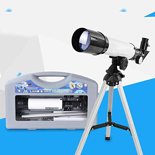 Buy Astronomical Telescope Outdoor Monocular Telescope Wide Angle Powerful Zoom Telescope with Tripo...