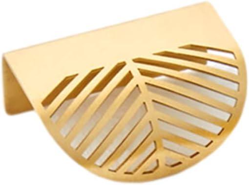 gold-length 60mm Messing Schubladegriff Bogengriffe K/üchengriff Stangengriffe Schrank B/üro T/ürkn/öpfe M/öbelknopf, ,Gold Reines Kupfer Schrankgriffe M/öbelgriffe L/änge 60mm