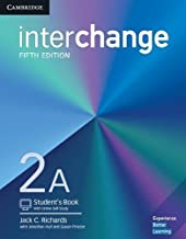 Interchange Level 2A Student's Book with Online Self-Study