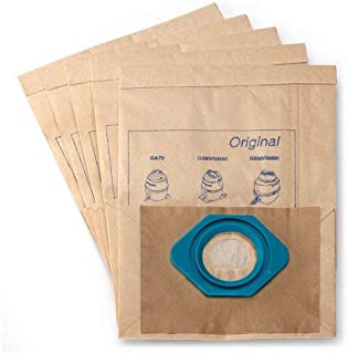 Nilfisk Advance Vacuum Bags (qty: 5) (81620000)