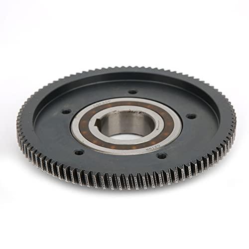 Changor Sencillo Medio Motor Principal Engranaje, Toldo Reemplazo Motor Servicio La Vida PC 1 Mezcla Material con Mezcla por Tsdz2 Medio Motor