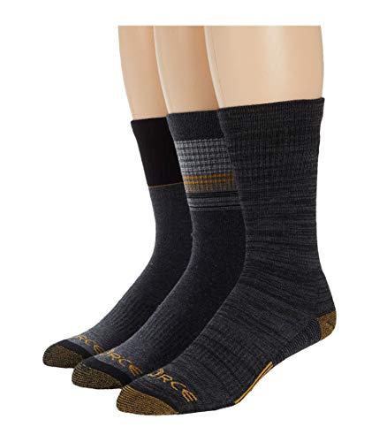 Carhartt Herren Socken, gestreift, 3 Paar, CHMA0107C3B4001