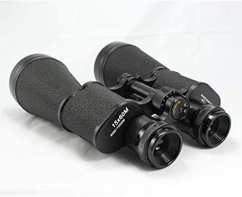 TEHWDE verrekijker voor volwassenen 15x60 High Powered met zwak licht nachtzicht geweldig voor vogels kijken outdoor sport spelletjes en concerten telescoop
