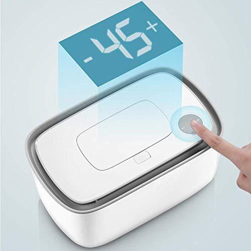 MySixKeen Calentador de toallitas para bebés y dispensador de toallitas Calentamiento General Uniforme y rápido, Temperatura de toallita Mayor