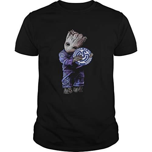 Keith060720A201 PA Shirt Gr. S, Baby Groot Hug Msv Duisburg Shirt