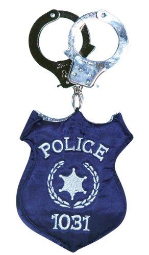 Sac À Main - Badge De Police - Taille Unique