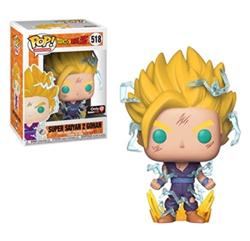 Funko POP! Animation: Dragonball Z #518 - Super Saiyan 2 Gohan (GameStop Exclusive)