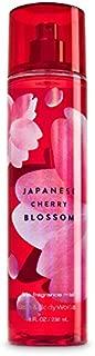Bath & Body Works Japanese Cherry Blossom for Women Fine Fragrance Mist, 8 Ounce