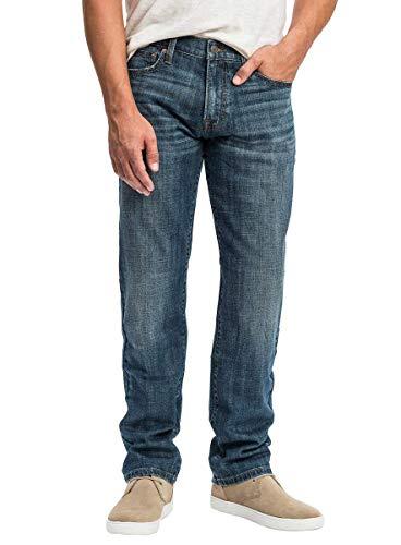 Lucky Brand Herren 221 Original Straight Leg Jeans - Blau - 40W / 30L