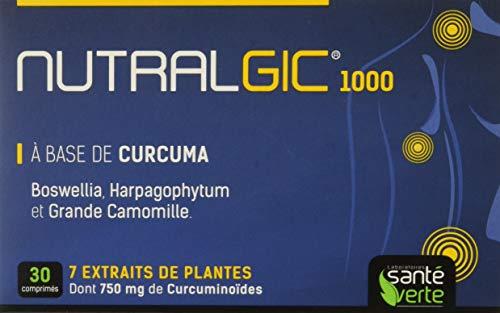 Santé Verte Nutralgic - 30 Comprimidos