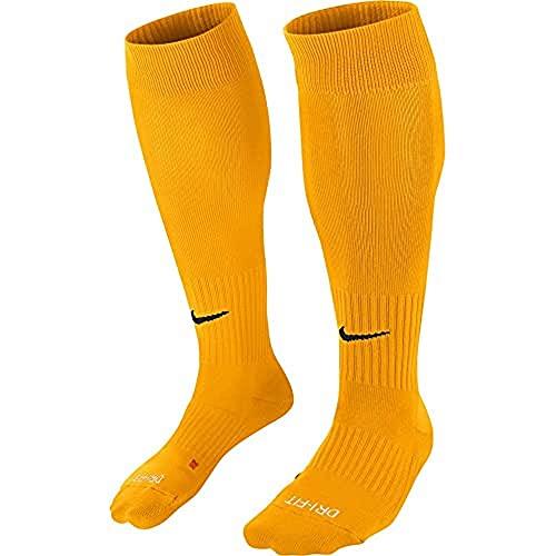 Nike SX5728-010, Calcetines Para Hombre, Amarillo (University Gold / Black), M
