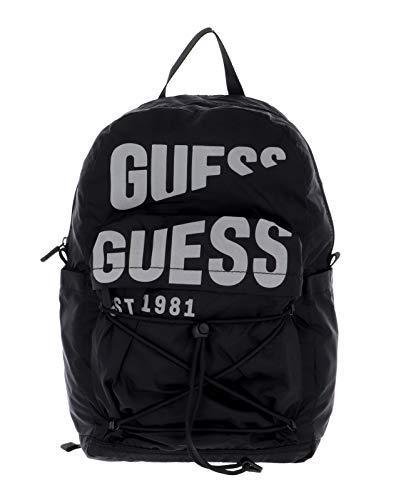 Guess Elvis Backpack, Bla, Talla única para Hombre