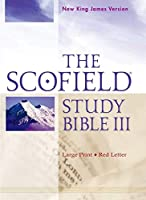 The Scofield Study Bible III: New King James Version, Burgundy, Bonded Leather