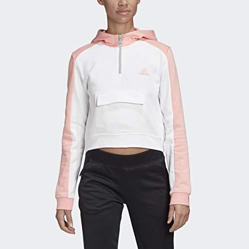 adidas Athletics ID Sudadera con capucha para mujer - - Large