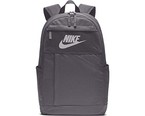 Nike Elemental LBR Backpack (One Size, Thunder Grey(BA5878-082)/White)