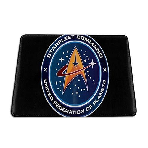 Star Trek Étui portefeuille en cuir pour passeport Unisexe 5,5 x 3,94 pouces