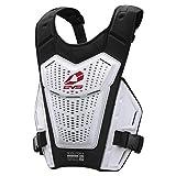 EVS Sports - RV4-W-L/XL Men's Roost Deflector (REVO 4) (White, Adult (L/XL))