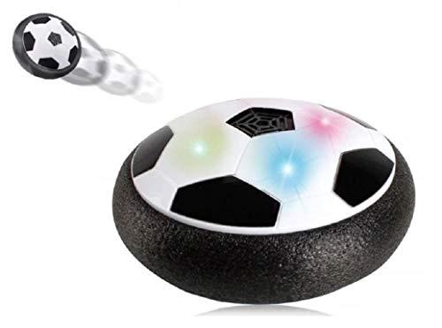 NEU! LED Hover Ball - Schwebender leuchtender Fußball - Spielzeug für Kinder & Erwachsene - Ballspiel Geschicklichkeitsspiel Lernspiel Gesellschaftsspiel Partyspiel Familienspiel