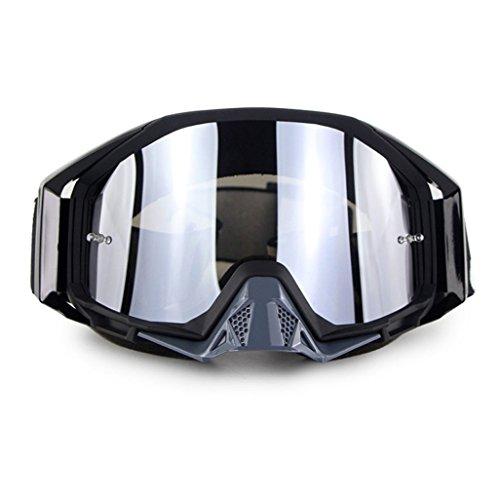 Gafas Pueden Colocar Cerca de los anteojos, Todoterreno, Montar a Caballo al Aire Libre, a Prueba de Agua y a Prueba de Polvo, PC a Prueba de explosiones