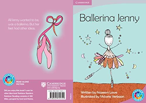 Ballerina Jenny: Pattern
