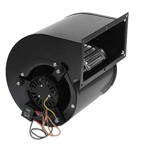 Rectangular Permanent Split Capacitor Blower | Replaces: Dayton 1TDR9, 4C264, 4C448 and Fasco B45267, 7063-5176