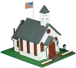 Life-Like Trains  HO Scale Building Kits -Town Church