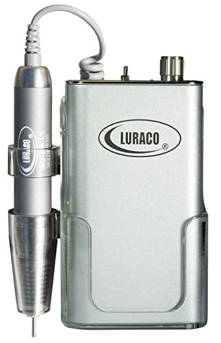 Luraco Pro-30K Nail Drill or Efile for Professional Use-Silver