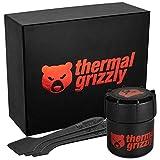 Thermal Grizzly - Kryonaut Extreme la pasta térmica - Para enfriar todos los procesadores, tarjetas gráficas y disipadores de calor en ordenadores y consolas (33,84 Gramm / 9,0 ml)