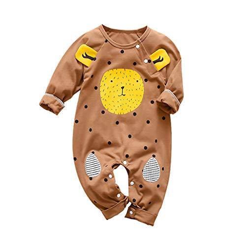 Bebé recién Nacido niños niñas Mono Animal Oso