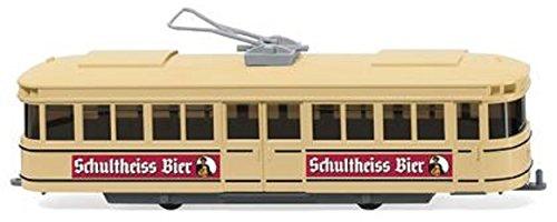 Wiking H0 Straßenbahn-Triebwagen