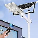 Farola De Energía Solar, 100W / 200W / 300W Recargable En Días...