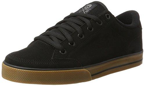 C1RCA Herren Lightweight Insole Shoe Al50 Adrian Lopez, leicht, Einlegesohle, Skate-Schuh, Schwarz/Gum, 36.5 EU