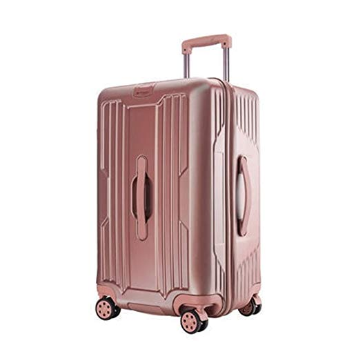 Discover Bargain Cvmnkljfger Lightweight Expandable Travel Luggage Carry On Luggage Large Student Su...