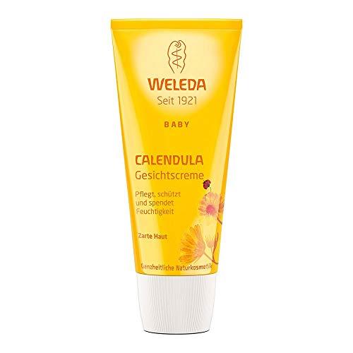 WELEDA Calendula Gesichtscreme, 10 ml Creme