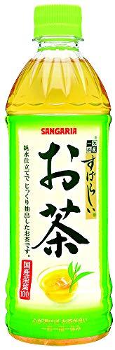 サンガリア 一休茶屋すばらしいお茶 500ml