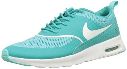Nike Damen WMNS Air Max Thea Fitnessschuhe, türkis/weiß, 37.5 EU
