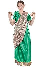 DISBACANAL Disfraz hindú para niña - -, 6 años: Amazon.es ...