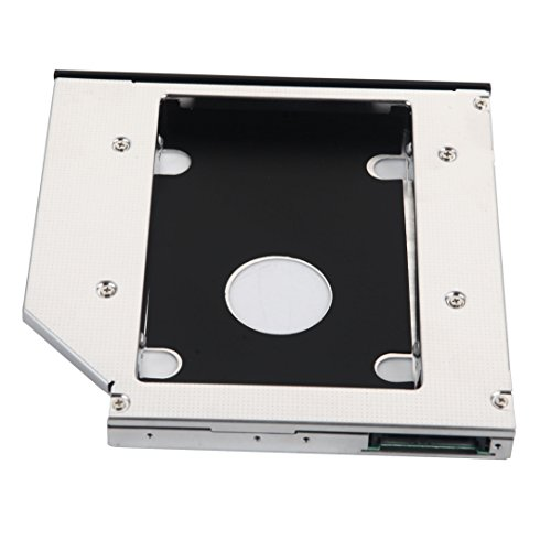 DeYoung 2 nd SATA Disco Duro HDD SSD Case Caddy para Acer Aspire 5742 G 5742Z 5745 5745DG 5745 G