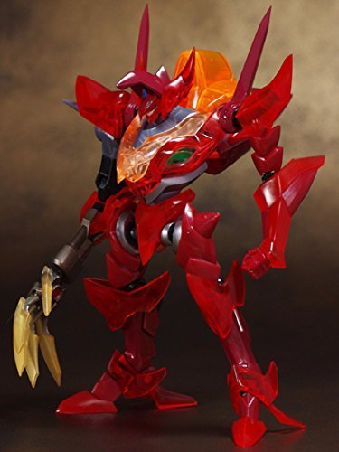 ROBOT Damashii - Knightmare Frame: Guren S.E.I.T.E.N. Eight Elements (Energy Clear ver.) [Tamashii Web Exclusive] by Bandai
