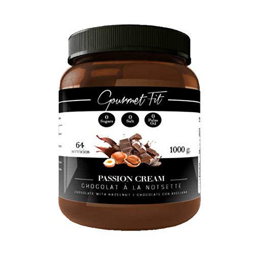Gourmet Fit Passion Cream - 1 Kg Chocolate con Avellanas