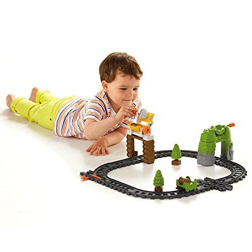 Fisher-Price EZ Play Railway Sawmill Railroad Play Set