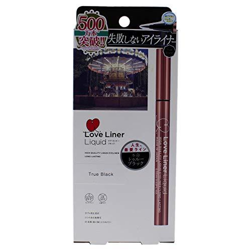 MSH Love Liner Liquid Eyeliner New Version (True Black)
