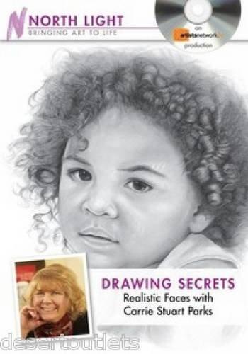 Drawing Secrets - Realistic Faces