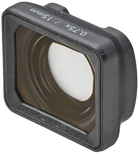DJI Pocket 2 Weitwinkelobjektiv - Die äquivalente Brennweite erhöht sich auf 15 mm und erfasst einen grösseren Bildausschnitt, Das magnetische Design vereinfacht das Anbringen und Entfernen