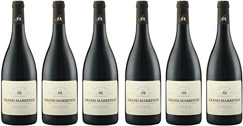 Grand Marrenon - Marrenon - rot - trocken - 14,5%vol. - 6er Paket
