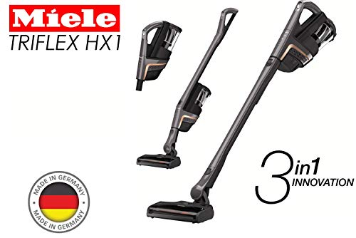 Best Review Of Miele Triflex HX1 Cordless Bagless Stick Vacuum | Graphite Grey | Made in Germany
