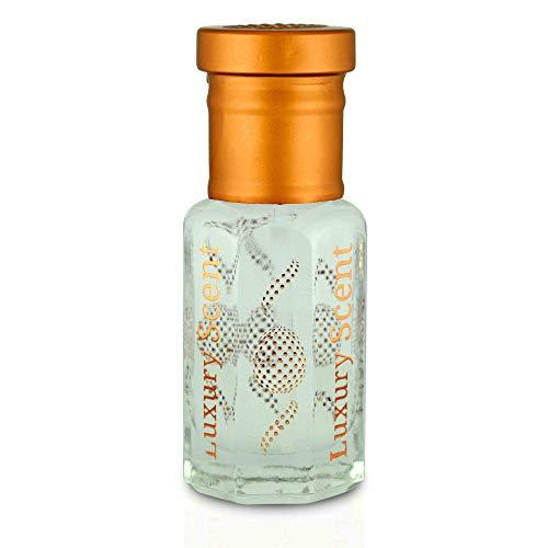 Luxury Scent Sandal Noir Parfümöl, frisch, holzig, blumig, 6 ml, Roll-On-Parfümöl, unisex